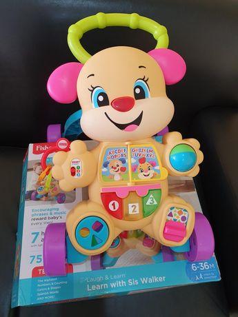 Ходунки Fisher Price толкатель каталка игрушка chicco ELC kiddieland