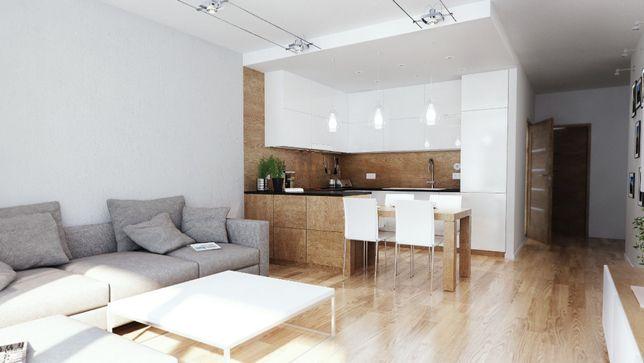 Mieszkanie 2-3pokoje/garderoba/duza lazienka/premium/piwnica