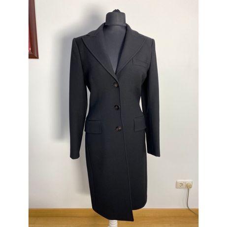 Пальто жакет Dolche Gabbana однобортное черное