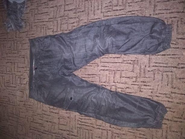 Большой размер джинс