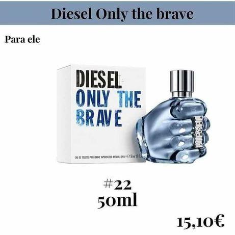 Perfume Diesiel Only The Brave PROMOÇÃO