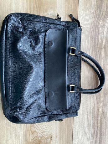 Портфель, сумка шкіряна,  кожаная деловая сумка, месенджер, кейс