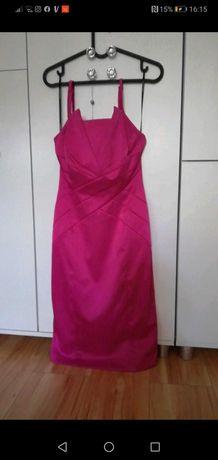 Sukienka różowa atmosfere