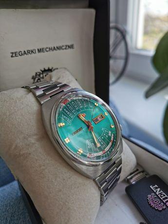 Zegarek Orient Patelnia Cesarski Królewski Multi Year Nakrecany