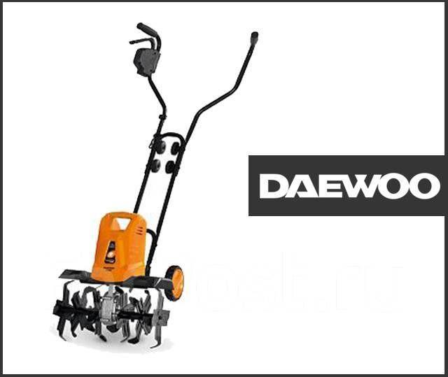 Культиватор электрический DAEWOO DAT1800E Добромиль - изображение 1