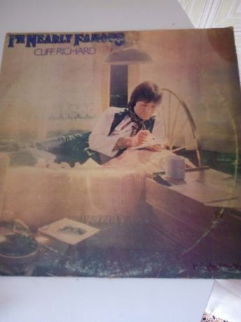 Lp Cliff Richard (bom estado)
