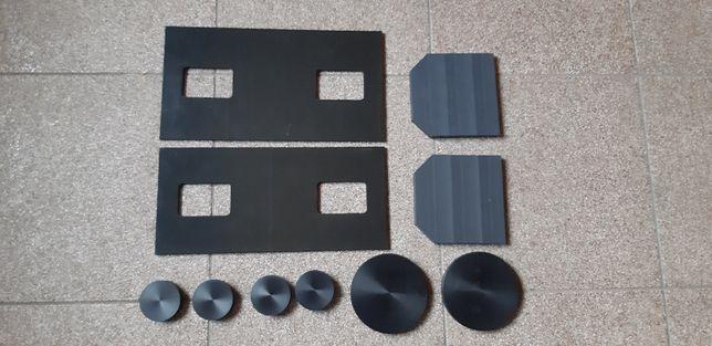 Ślizgi wysuwu teleskopu MF50H; MF50HX; MF60HX MF750; MF860; MF960/965