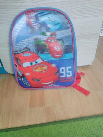 Plecak 3D, plecaczek dla przedszkolaka 3D