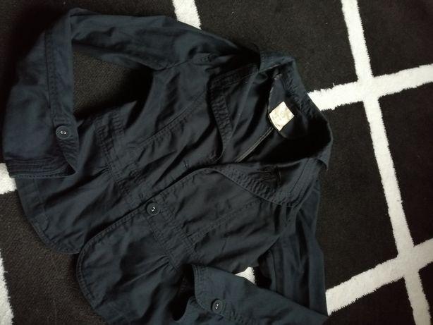 House marynarka żakiet kurtka s czarna