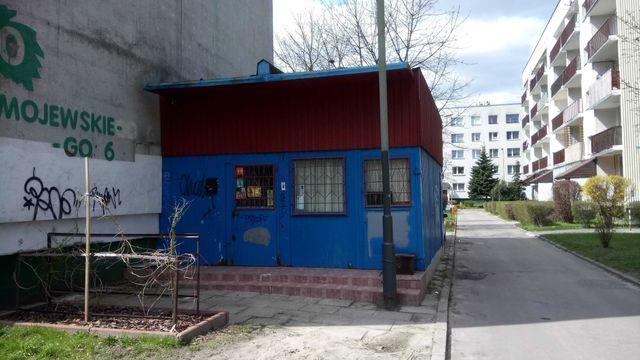 Lokal handlowo - usługowy 43 m2