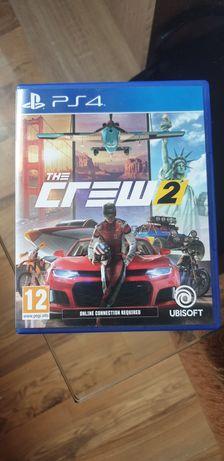 Gra The Crew 2 ps4