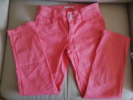 Spodnie rybaczki Promod