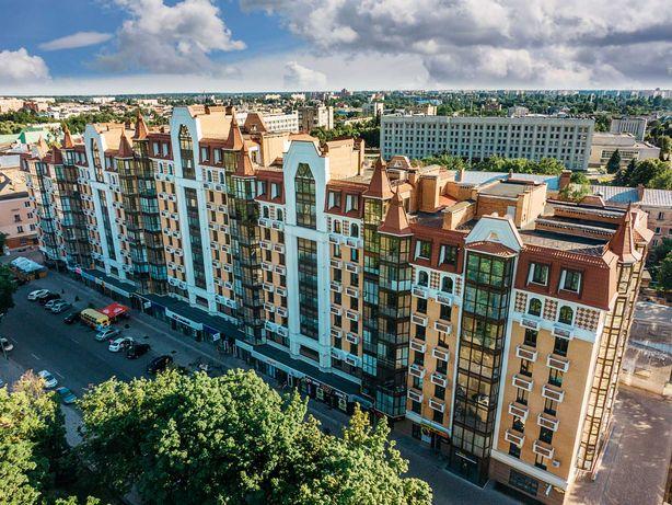 Креативна квартира біля ОДА з чудовим краєвидом на парк Незалежності
