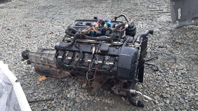 Silnik 2.5 benzyna 3.0 bmw e39 e 46 lift e 60 swap