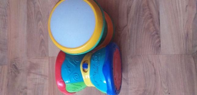 Bębenek zabawka interaktywna