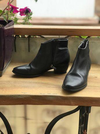 Ботинки женские.Португалия, 27стелька