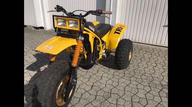 Yamaha Tri-z 250 mota rara em excelente estado não tem 20h de uso