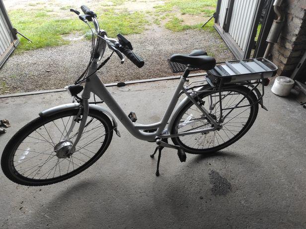 Rower elektryczny/miejski, damski jak Gazelle