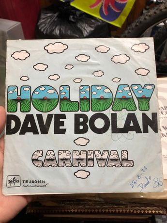 Dve Bolan - Holiday