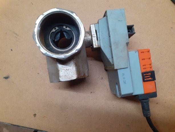 Belimo клапан трехходовой шаровой DN50