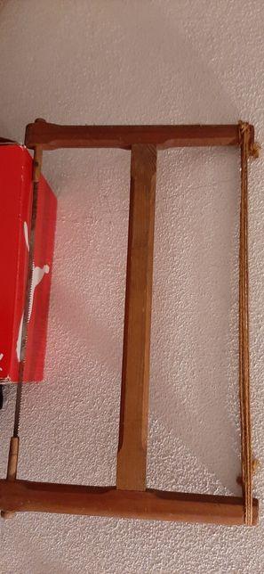 Serrote Antigo 50X30cm em Madeira e folha Original Entrego Alfragide