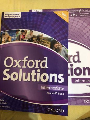 Oxford Solutions intermediate woorkbook students nook