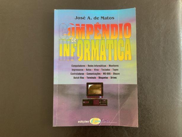 Compêndio de Informática, de José A. de Matos