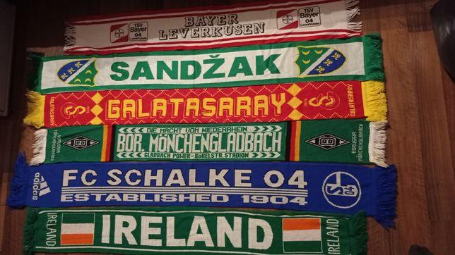 Szalik Schalke Leverkusen Galatasaray Borussia M Ireland Sandzak