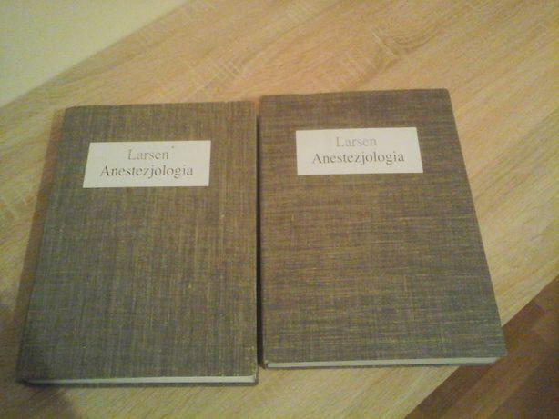 Anestezjologia Larsen 2 tomy wyd. I
