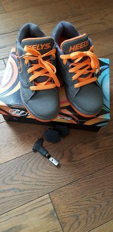 Кроссовки роликовые Heelys размер 36.5
