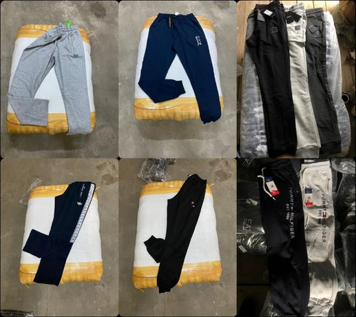 Spodnie Adidas Dresowe EA7 Emporio Armani Tommy Boss Dresy Premium