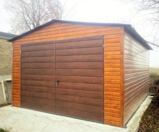 Garaż blaszany PRODUCENT! Blaszaki, schowki, wiaty, bramy, blaszak