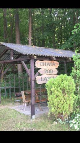 """""""Chata pod lasem"""" Łagów Lubuski"""