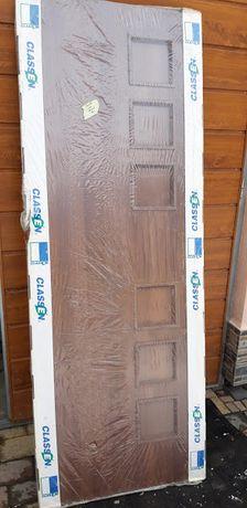 Drzwi wewnętrzne nowe likwidacja magazynu szerokośc 70cm