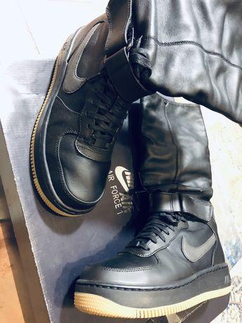 сапоги Nike Air Force 1 Upstep Warrior