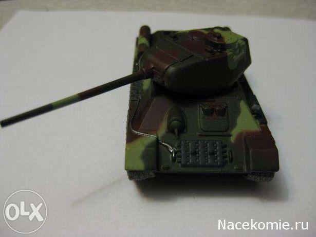 Журнал =Русские танки= и коллекция танков маштаб 1к72
