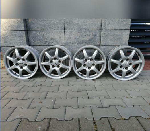 Ładne aluminiowe RIAL R15 5x112, ET 38
