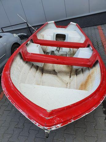 Łódź wędkarska ponton kajak ryby wędkarstwo
