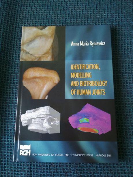 Książka o stawach w j.ang Anna Maria Ryniewicz