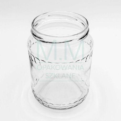 Słoiki 720 ml (cena za sztukę) ilości całopaletowe