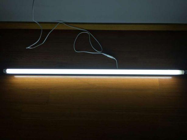 Armadura com lampada led com 1.20
