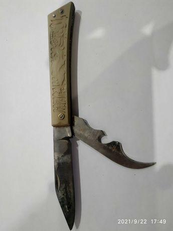 Нож складной  Паловский завод складных ножей Павлово СССР
