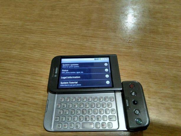 HTC Dream G1 первый смартфон на Android, Neverlock