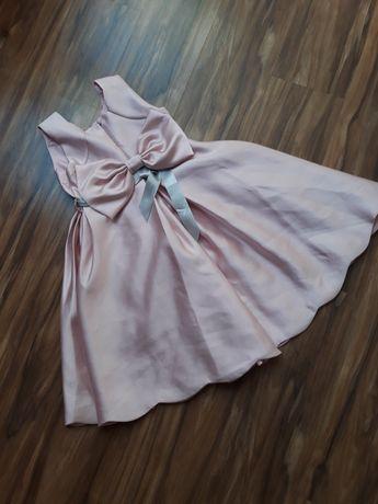 sukienka  komunijna  na 9 lat