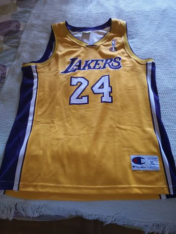 Camisola Lakers oficial