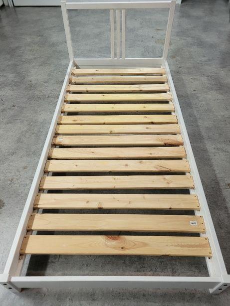 Ikea rama łóżka drewno odbiór osobisty