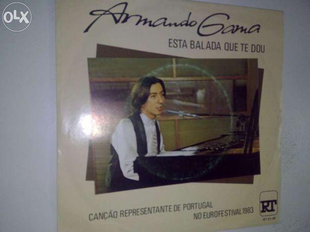 "Armando gama ""esta balada que te dou"" - 1983"