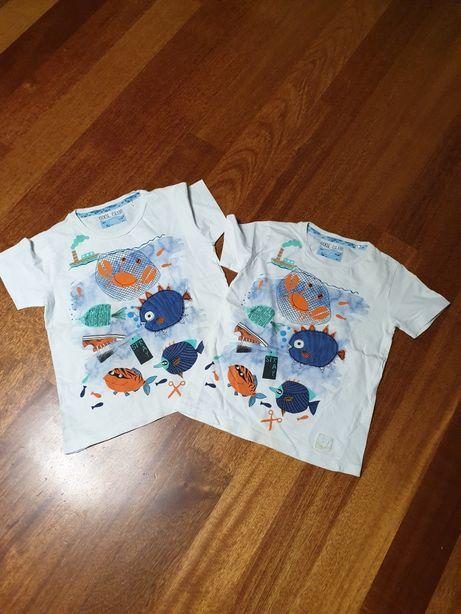 Bluzeczki cool club dla bliźniaków 122