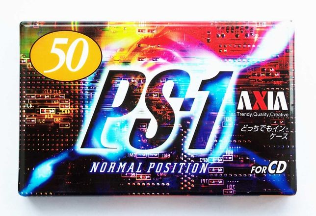 Аудиокассета AXIA PS 1 50