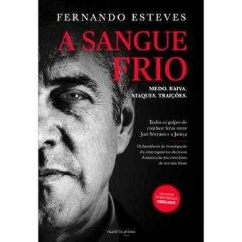 A Sangue Frio - de Fernando Esteves - NOVO